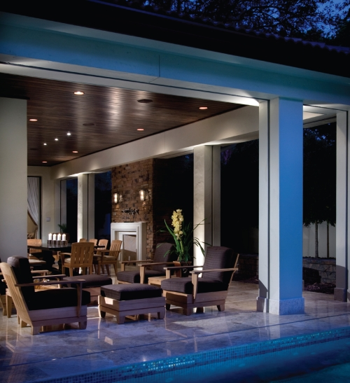 Motorized Executive Screens Fit A Wide Variety Of Openings Including  Covered Patios U0026 Lanais, Large