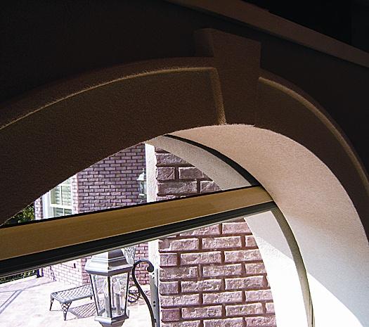 Phantom Motorized Wall Screens Retracting