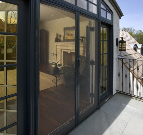 Professional series retractable screens retracting for Phantom door screens prices
