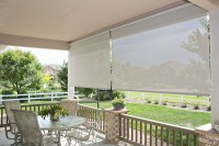 Oasis 2600 SunShades offer daytime privacy