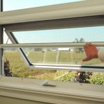 Depending on your window, Serene Screens can be installed either on interior or exterior of the window frame.