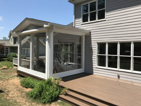 Southern charm and retractable screens retracting for Retractable screen solutions